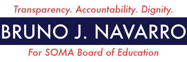 Bruno J. Navarro for Board of Education